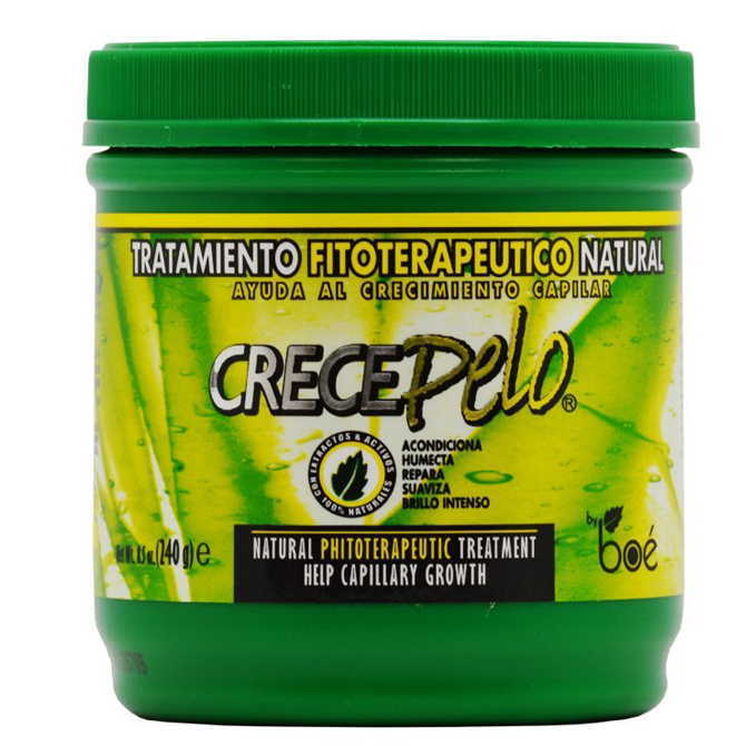 CRECE PELO NATURAL PHITOTERAPEUTIC TREATMENT 8oz
