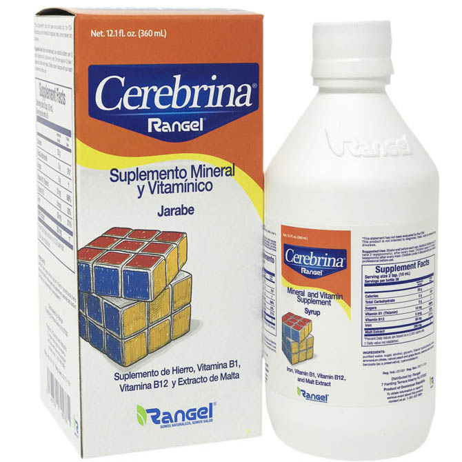RANGEL CEREBRINA 12oz