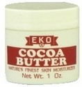 COCOA BUTTER JAR EKO 1 OZ