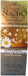 TIO NACHO NATURAL LIGHTENING SHAMPOO 14oz