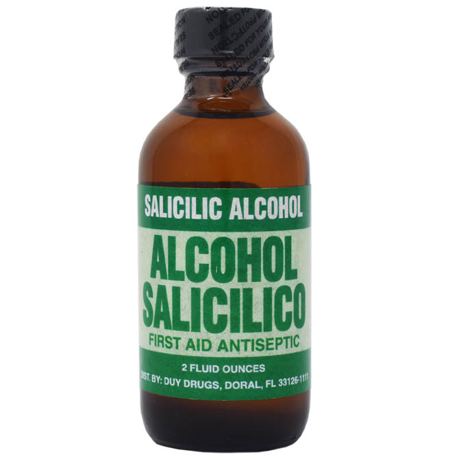 ALCOHOL SALICILICO 2oz