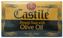 CASTILE SOAP WITH OLIVE OIL 110gr