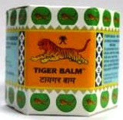 TIGER BALM WHITE 18gm