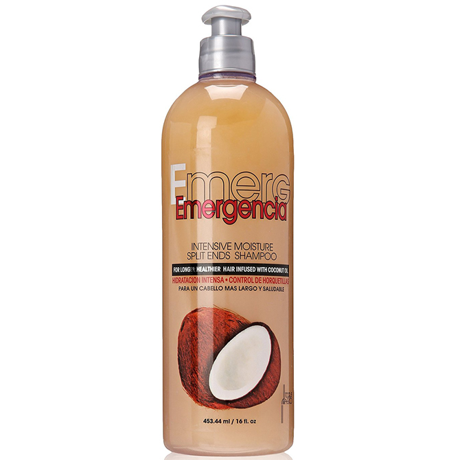 EMERGENCIA COCONUT SHAMPOO 16oz