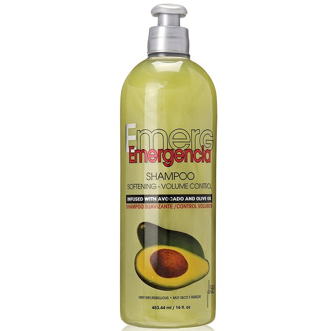 EMERGENCIA AVOCADO SHAMPOO 16oz