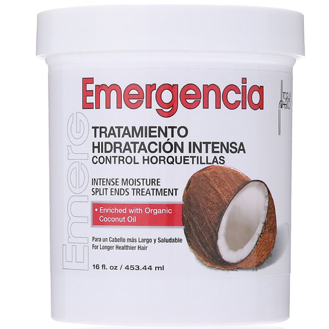 EMERGENCIA COCONUT TREATMENT 16oz