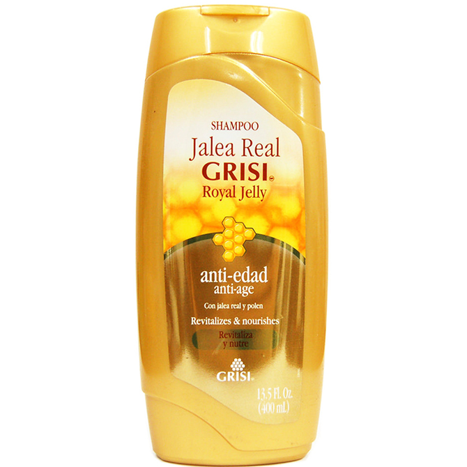 GRISI SHAMPOO ROYAL JELLY 13.5oz