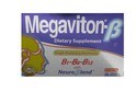 MEGAVITON B SOFTGELS 50'S