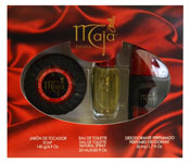 MAJA SET EDT+DEOD+SOAP 140 GR
