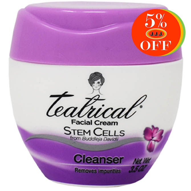 GENOMMA TEATRICAL FACIAL CLEANSER 3.5oz