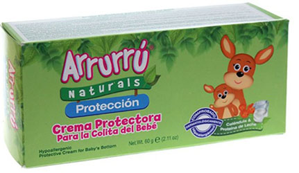 ARRURU DIAPER RASH CREAM 60g
