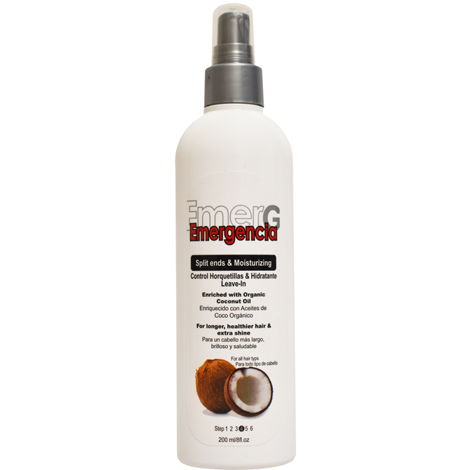 EMERGENCIA LEAVE-IN COCONUT 8oz