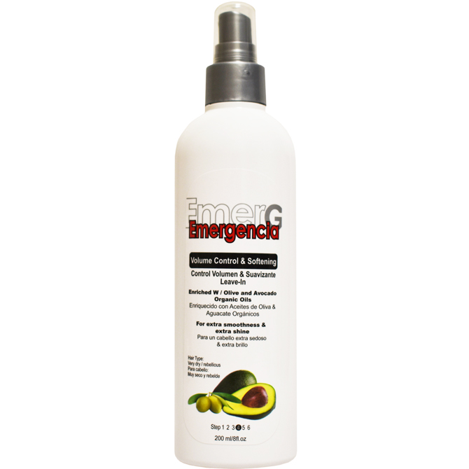 EMERGENCIA LEAVE-IN AVOCADO 8oz