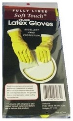 E GLOVES SOFT TOUCH L