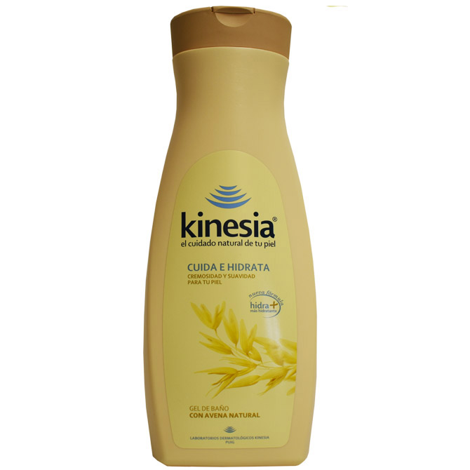 KINESIA BATH GEL OAT Clasico 650ml