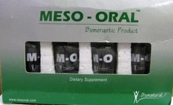 MESO ORAL DROPS + TEA 2PS