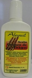 ALOPECIL OIL WITH  WHEAT GERM 8oz