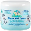 LOONEY TUNES DIAPER RASH CREAM FOR BABIES 4oz