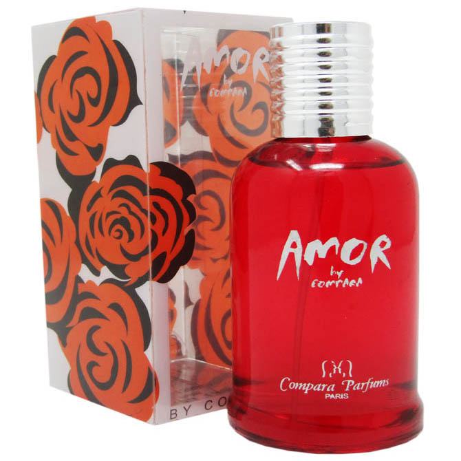 AMOR BY COMPARA EDT 100ML