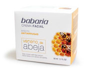 BABARIA BEE VENOM ANTI WRINK CREAM