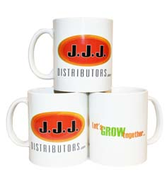 JJJ MUG Let's Grow Together